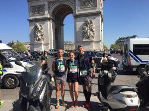 équipe marathon 2017